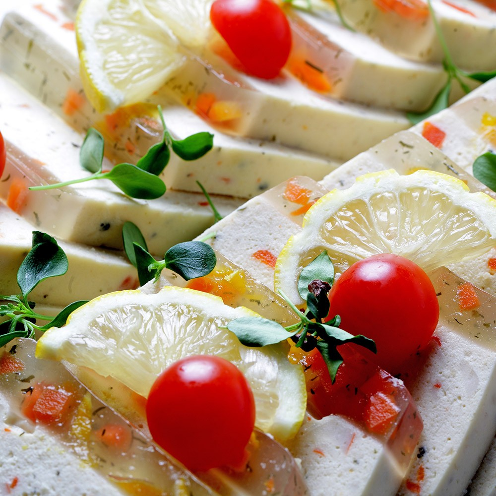TERRINE DE ST JACQUES